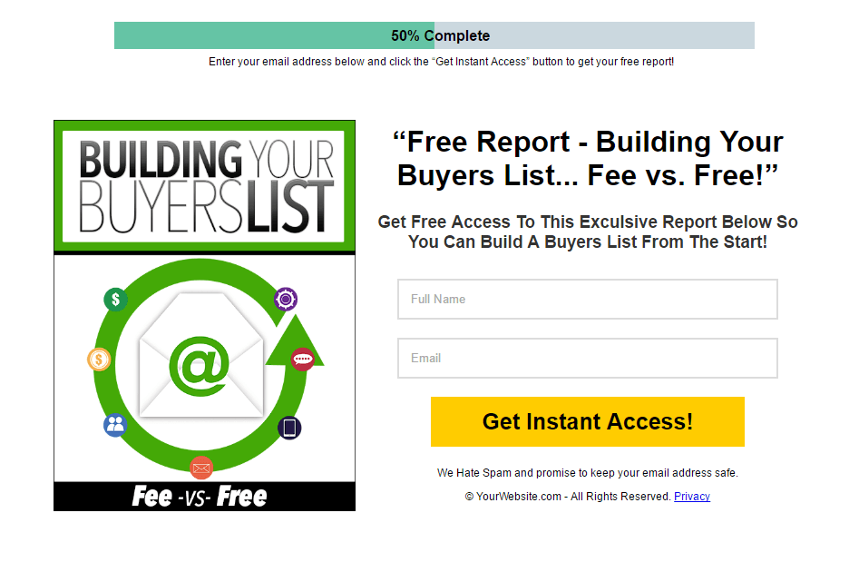 Building Your Buyers List – Primo PLR