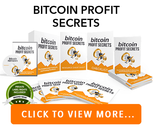 Bitcoin Profits PLR Package