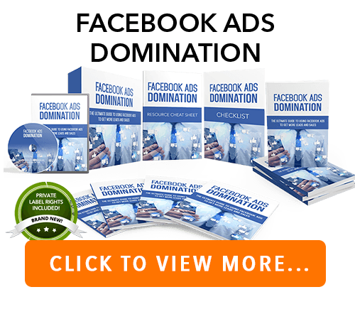 Facebook Ads PLR Package