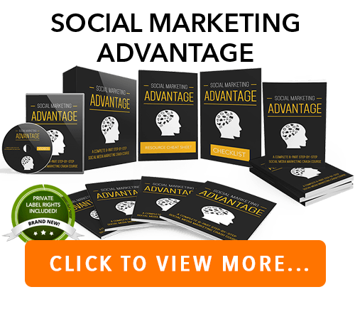 Social Media Marketing PLR Package