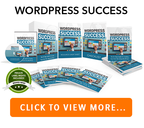 WordPress PLR Package