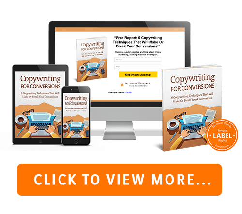 copywriting plr package