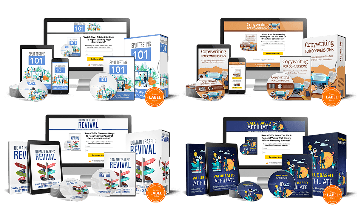 PLR Video Lead Magnet Bundle